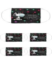200721NMN-008-BTT Cloth Face Mask - 5 Pack front