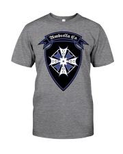 Blue co Classic T-Shirt front