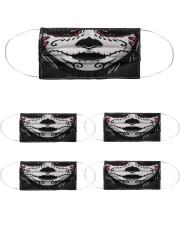 200727PNA-006-BT-FM Cloth Face Mask - 5 Pack front