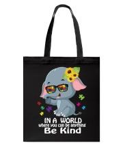 Be Kind Kids Tote Bag tile