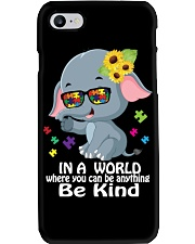 Be Kind Kids Phone Case tile