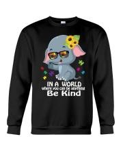 Be Kind Kids Crewneck Sweatshirt tile