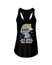 Be Kind Kids Ladies Flowy Tank tile