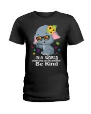 Be Kind Kids Ladies T-Shirt tile