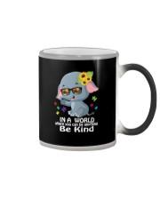 Be Kind Kids Color Changing Mug tile