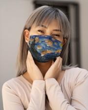 NKH023 Van Gogh Cat Cloth face mask aos-face-mask-lifestyle-17