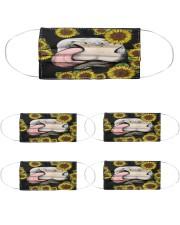 200723NMN-005-BT-FM Cloth Face Mask - 5 Pack front
