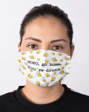 VAK039 You Are Drunk Cloth Face Mask - 5 Pack aos-face-mask-lifestyle-01