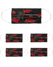 200722NMN-009-BT-FM Cloth Face Mask - 5 Pack front