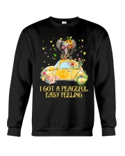 hippie hth  Crewneck Sweatshirt tile