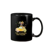 hippie hth  Mug tile