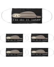 200722PNA-004-AD Cloth Face Mask - 5 Pack front