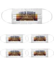200720NMN-005-BT-FM Cloth Face Mask - 5 Pack front