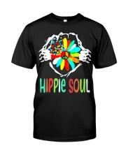 hippie soul Classic T-Shirt front