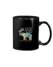 elephant austim Mug tile