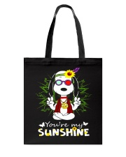 you re my sunshine Tote Bag tile