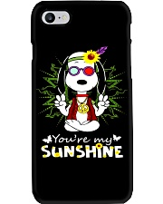 you re my sunshine Phone Case tile