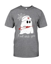 Ghost Nurse  Classic T-Shirt front