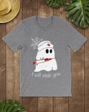 Ghost Nurse  Classic T-Shirt lifestyle-mens-crewneck-front-18