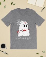 Ghost Nurse  Classic T-Shirt lifestyle-mens-crewneck-front-19