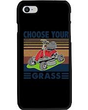 Choose Your Grass Phone Case tile