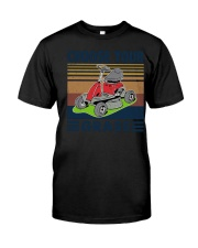 Choose Your Grass Classic T-Shirt front