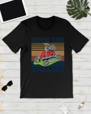 Choose Your Grass Classic T-Shirt lifestyle-mens-crewneck-front-17