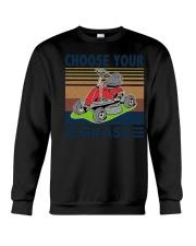 Choose Your Grass Crewneck Sweatshirt tile