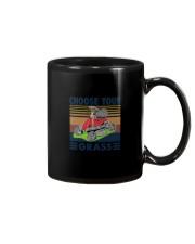 Choose Your Grass Mug tile