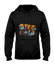 Cannot Be Quarantined Alone Hooded Sweatshirt tile