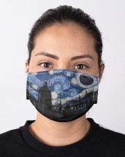 VAK027 Death Starry Night Cloth face mask aos-face-mask-lifestyle-01