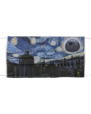 VAK027 Death Starry Night Cloth face mask front