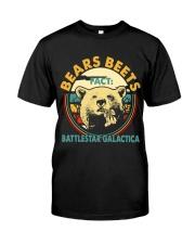 Camping T-Shirt Classic T-Shirt front