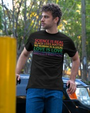 Human Rights  Classic T-Shirt apparel-classic-tshirt-lifestyle-front-44