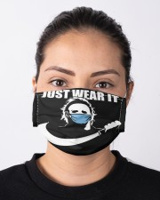 VAK029 Just Wear It Cloth face mask aos-face-mask-lifestyle-01