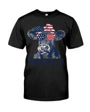 Moorica American  Classic T-Shirt front