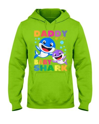 Daddy Of The Baby Shark Birthday Daddy Shark
