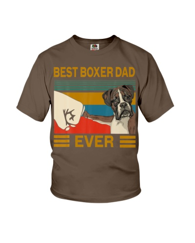 Best Dog Boxer Dad Ever Bump