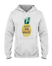Accept adapt advocate pineapple shirt Hooded Sweatshirt thumbnail