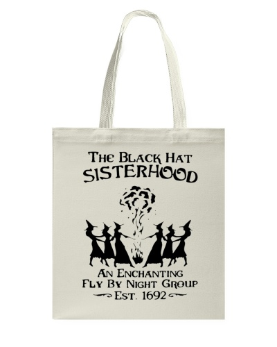 The black hat sisterhood an enchanting fly by nigh