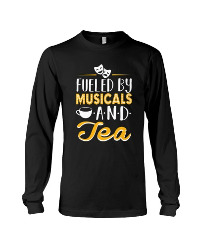 Fueled by Musicals and Tea