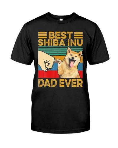 Best Shiba Inu Dad Ever