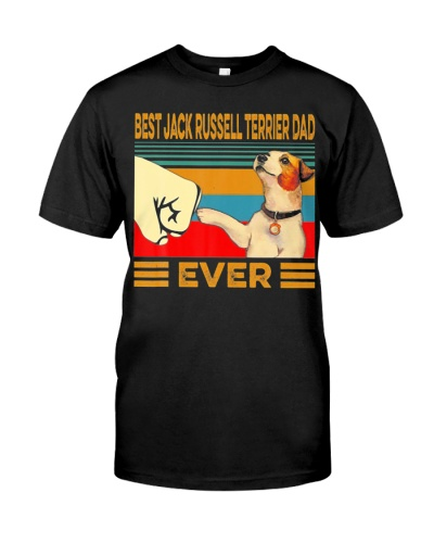 Best Jack Russell Terrier Dad Ever
