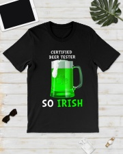Beer Tester So Irish Classic T-Shirt lifestyle-mens-crewneck-front-17