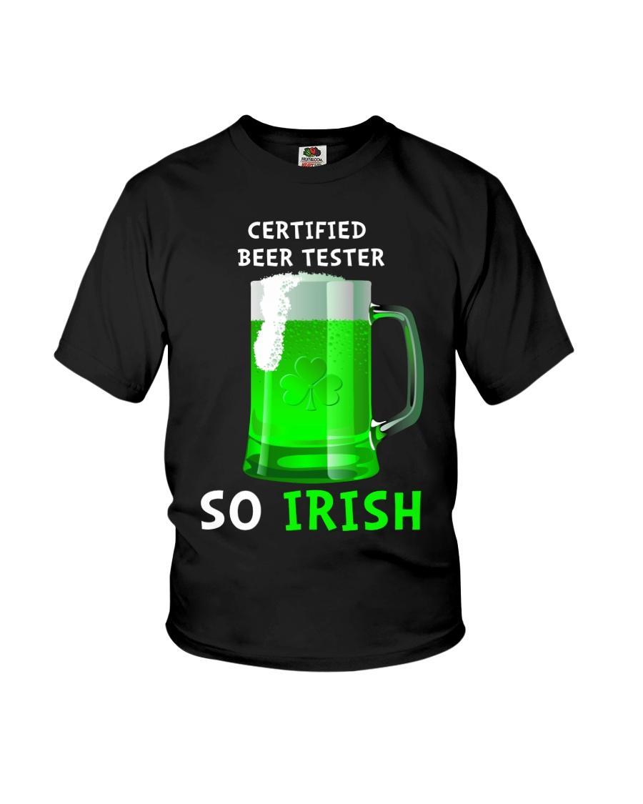 Beer Tester So Irish Youth T-Shirt
