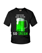 Beer Tester So Irish Youth T-Shirt thumbnail