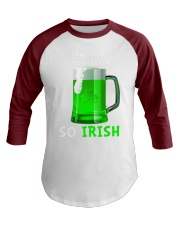 Beer Tester So Irish Baseball Tee thumbnail