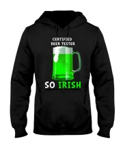 Beer Tester So Irish Hooded Sweatshirt thumbnail