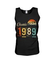 Classic 1989 Unisex Tank thumbnail