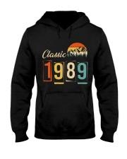 Classic 1989 Hooded Sweatshirt thumbnail